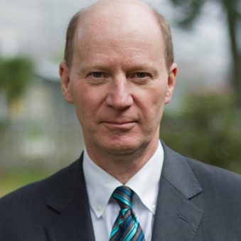 Prof Michael Depledge CBE